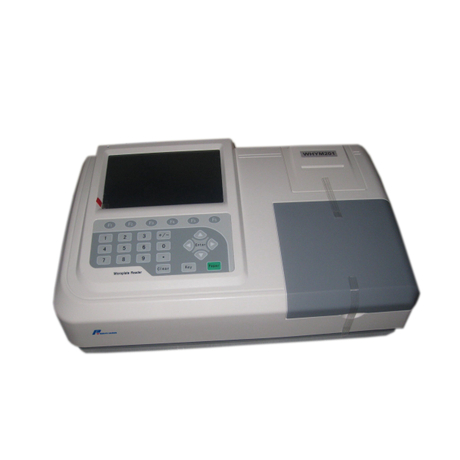Lab Equipment Elisa Microplate Reader (WHYM201)