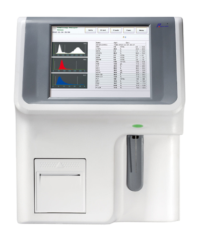 Automatic Touch Screen Hematology Analyzer