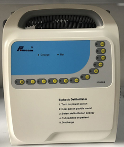 Hospital biphasic cardiac Defibrillator