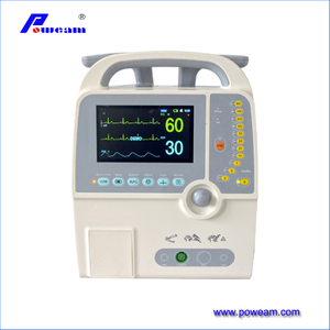 Biphasic Defibrillator Monitor