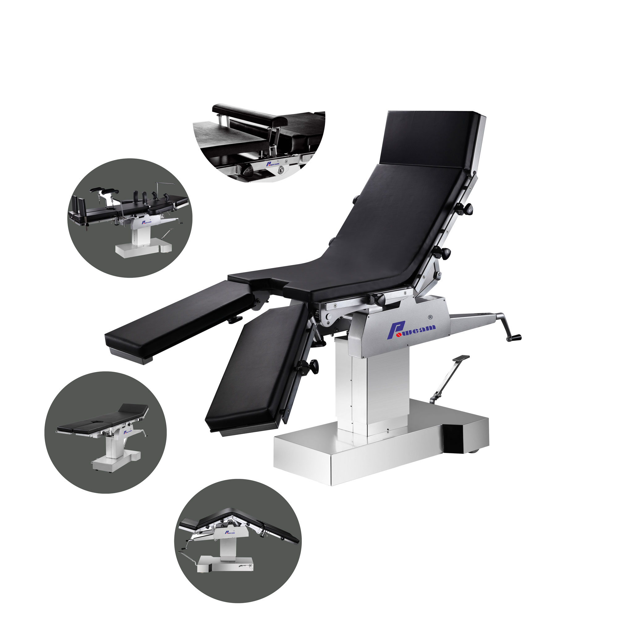 Operting Table at Discount Price Hydraulic Hospital Table (MB3000)